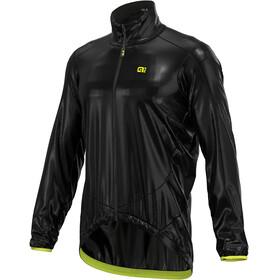 Alé Cycling Guscio Light Pack Jacket Men black